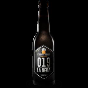bottiglia birra artigianale 33 cl nera